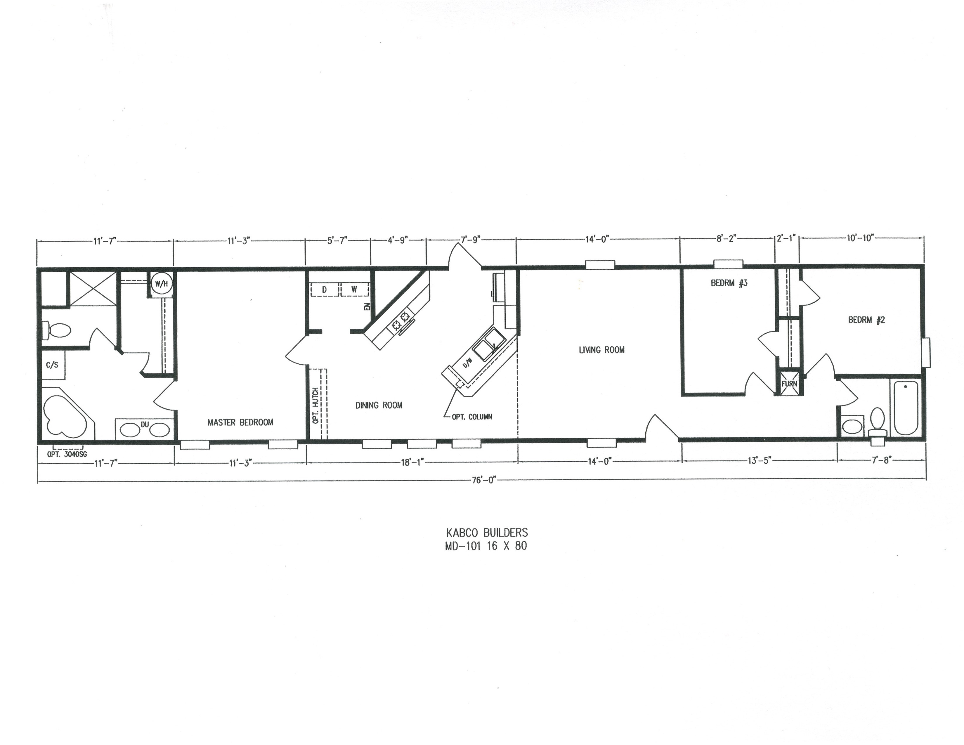 Floor Plans | Kabco Builders on